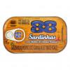 SARDINHA 88 MOLHO PICANTE 125 GR REF270-54