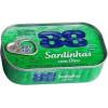 SARDINHA 88 OLEO LATA VERDE  125 GR REF270-55