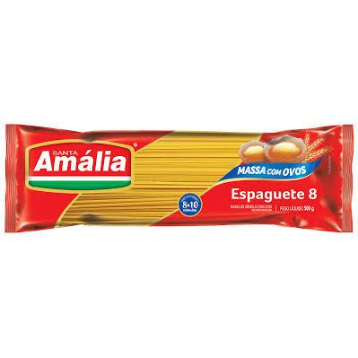 MACARRAO SANTA AMALIA OVOS REF289-132