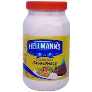 MAIONESE HELLMANNS 500GR REF499-176