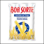 FARINHA DE TRIGO BOA SORTE REF0279